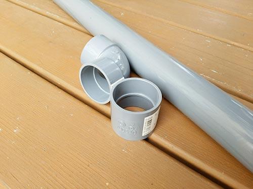 排水パイプ2